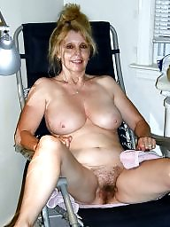 Mature hairy, Oldies
