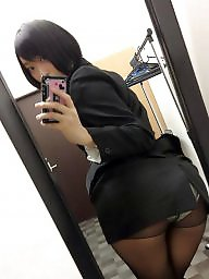 Japanese, Girls, Asian stockings