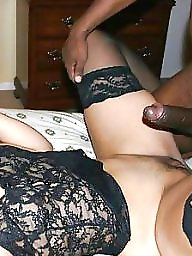 Swinger, Swingers, Wedding, Wedding ring, Milf interracial