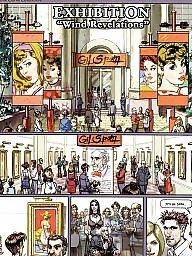 Comic, Comics, Cartoon comics