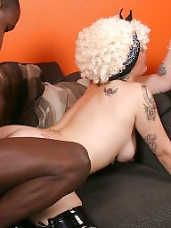 Interracial, Mature interracial, Cuckold, Orgasm, Bbc, Mature fuck