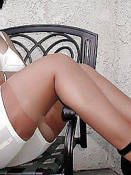 Girdle, Mature stockings, Mature stocking, Stocking, Stockings mature, Girdle stockings