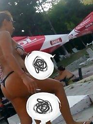 Voyeur, Pool, Bikini, Romanian, Spy, Bikinis