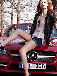 Car, Cars, Swedish, Pose, Model, Models