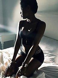 Ebony, Black, Nude