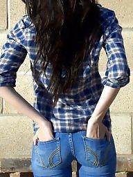 Ass, Jeans