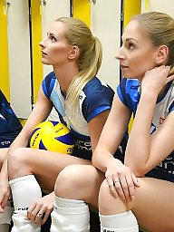Polish, Volleyball, Polish girls, Blond