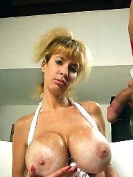 Mature women, Big mature, Mature boobs, Mature big boobs, Women, Sloppy