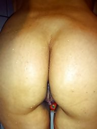 Shower, Wifes tits, My wife, Big tit wife, My wife tits