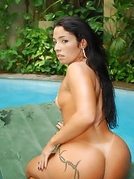 Latin milf, Ass latin