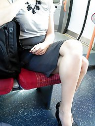 Voyeur, Candid, Training, Train
