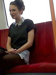 Nylon teen, Amateur nylon, Teen stockings