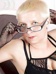 Mature blonde, Mature blond, Webcam