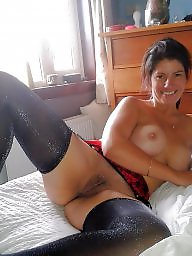 Wives, Granny amateur, Mature wives