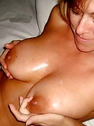 Natural tits, Natural, Beautiful, Natural boobs, Mature amateur, Lady