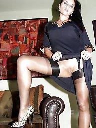 Nylon, Nylons, Nylons milf, Milf nylon, Amateur stockings