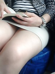 Voyeur, Girls, Hot, Train, Training, Voyeur upskirt