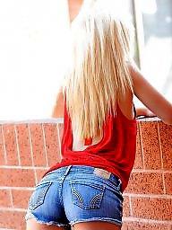 Short, Jeans, Shorts, Tights