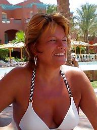 Bikini, Mature bikini, Bikini mature, Mature tits, Bikinis, Bikini milf