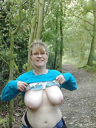 Mature boobs, Bbw matures