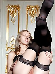 Slips, Gorgeous, Teen stockings, Garter