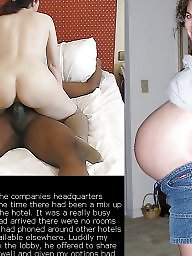 Pregnant, Breeding, Interracial breeding, Night