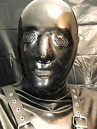 Mature bdsm, Mask
