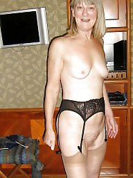 Stocking mature, Amateur stockings