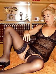 Stockings, Milf stockings, Stocking milf
