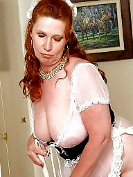 Housewife, Horny, Horny mature
