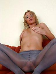 Upskirt stockings, Model, Models