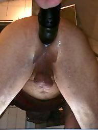 Anal toy, Toying