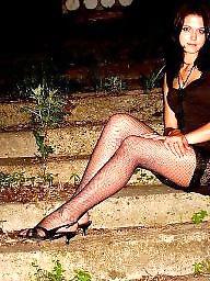 Upskirt, Upskirt stockings, Legs, Leggings