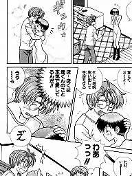 Comics, Comic, Japanese, Cartoon comics, Cartoon comic