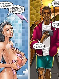 Nipples, Interracial cartoon, Interracial cartoons