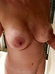 My wife, Busty mature, Mature flashing, Mature wife, Mature big boobs, Busty