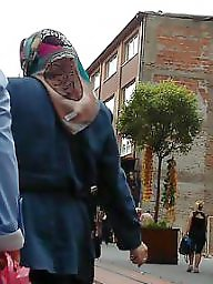 Turkish, Turban, Hidden, Turkish upskirt, Turkish hijab, Turkish turban