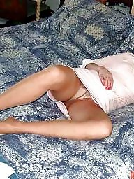 Amateur pantyhose