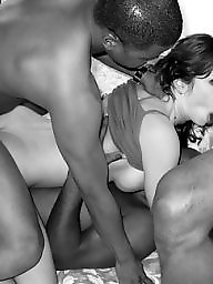 Interracial, Group, Interracial amateurs