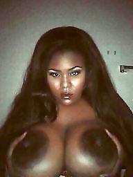 Ebony, Ebony amateur, Blacked, Ebony tits, Black amateur tits