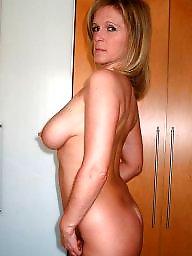 Blonde milf