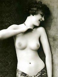 Vintage, Old babes, Vintage tits