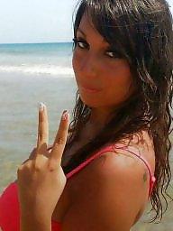 Bikini, Bikini beach, Beach amateur
