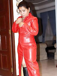 Boots, Leather, Pvc, Latex, Mature boots, Mature latex