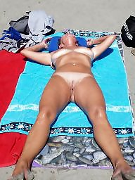 Beach, Amateur tits, Beach tits