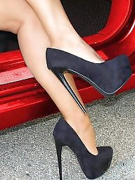 Heels, Fetish, High heels
