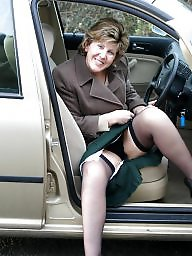 Outdoor, Mature stockings, Amateur mature, Mature outdoor, Uk mature, Outdoor mature