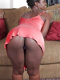 Ebony, Ebony ass