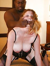 Interracial, Orgasm, Wives, Mature interracial, Mature fuck, Black mature