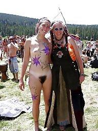 Hairy, Hippie